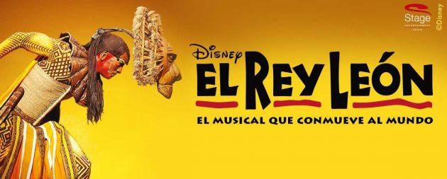 Especial Musical Rey León (1 noche) - (2 dias)