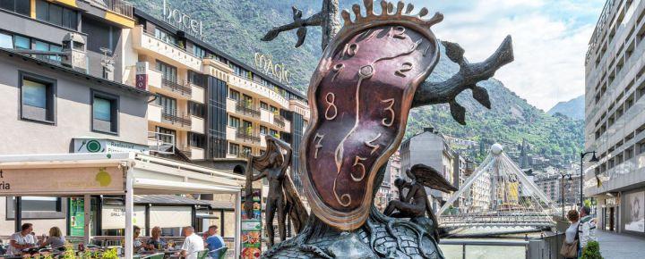 Escapada romántica en Andorra