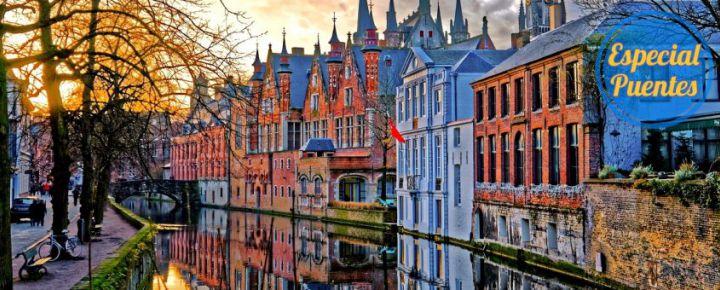 Mercadillos Navideños en Flandes