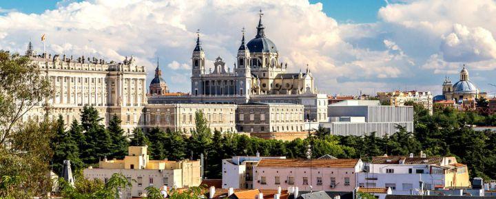 Paquete  ¡Madrid y alrededores al completo!