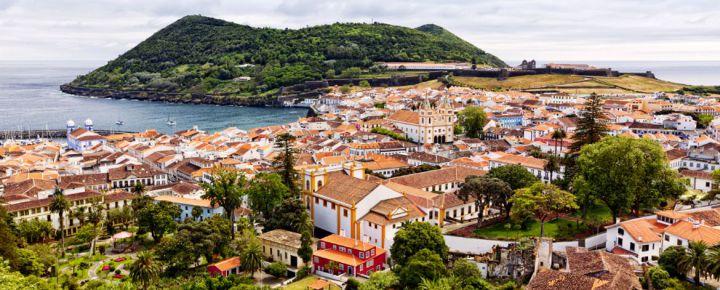 """Semana Santa en Azores: Terceira """" Isla Violeta"""""""