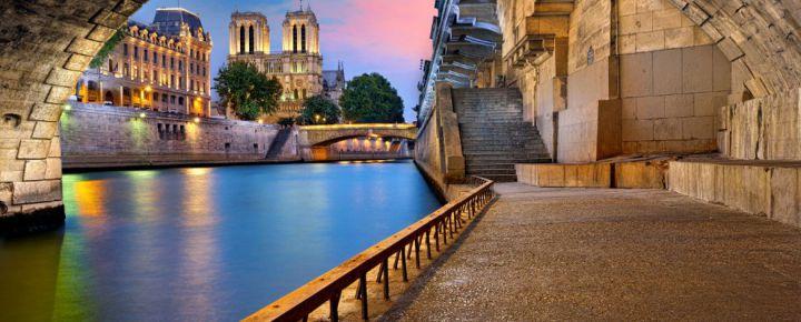 Paquete  París, una ciudad de ensueño