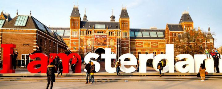Semana Santa en Amsterdam