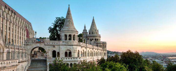Semana Santa en Budapest al completo