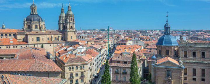 Grandes Capitales Catellanas