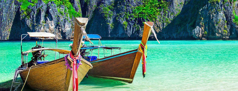 Tailandia: Bangkok y Krabi, 10 días