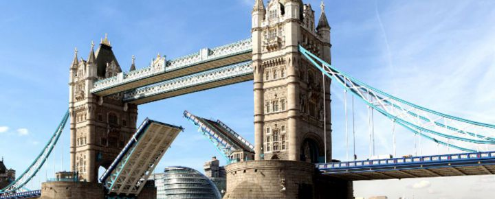 Londres en el Puente de Mayo