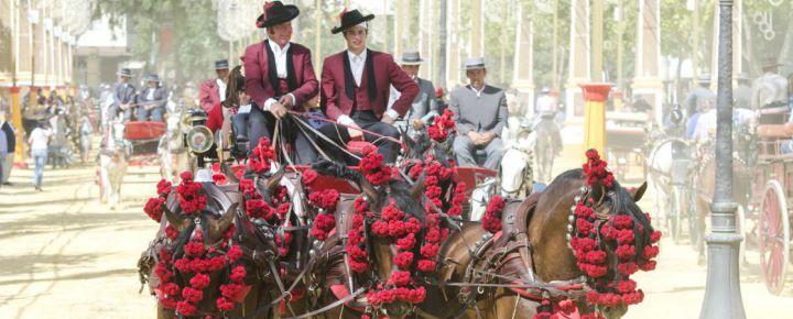 Cadiz y Sevilla, Especial Feria de Abril