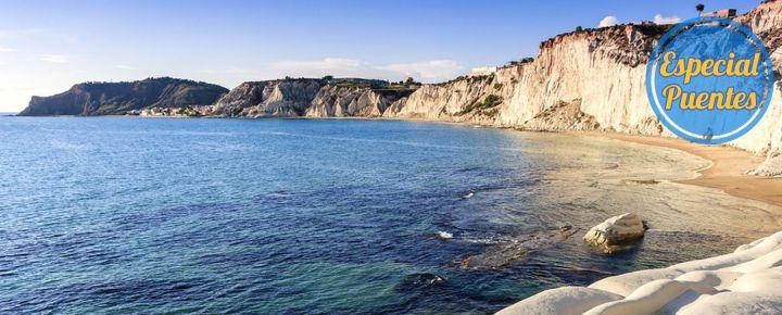 Sicilia al Completo (excursiones incluidas)