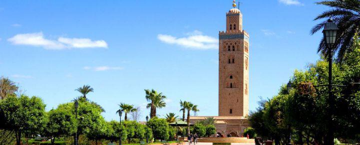 Semana Santa: Marrakech y el Sahara desde Bilbao