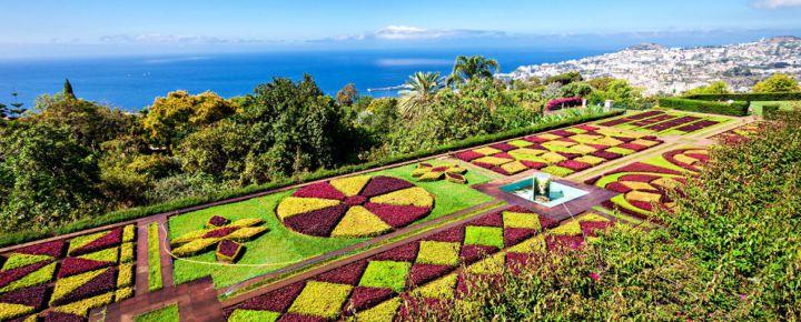 Madeira 8 días
