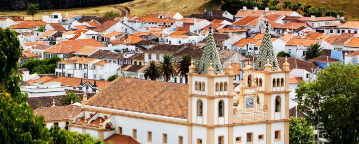 Azores: Pinceladas de Terceira