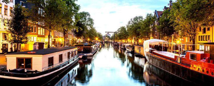 Semana Santa en Amsterdam al completo