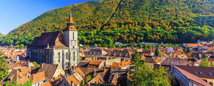 Rumania: salida desde Madrid