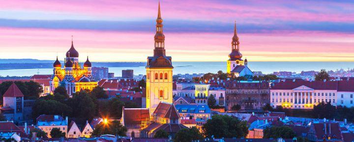 Joyas del Báltico: Semana Santa
