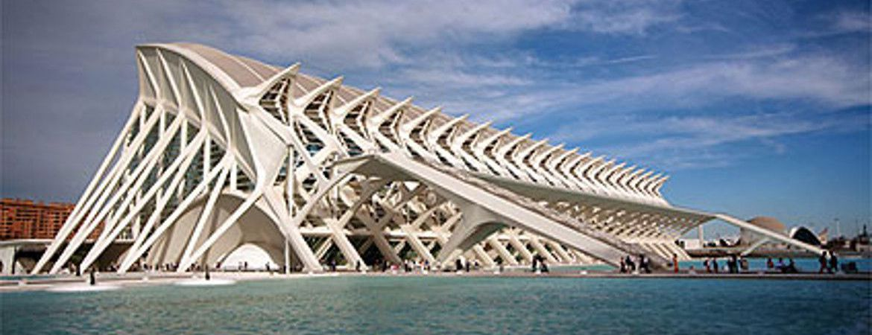 Entrada a Museo de las Ciencias de Valencia