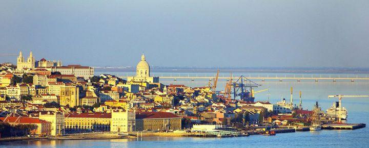 Puente de Diciembre: Lisboa