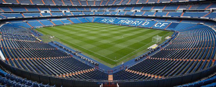Entrada al Tour Bernabéu