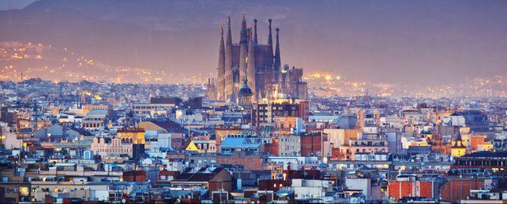 Barcelona Highlights por la mañana
