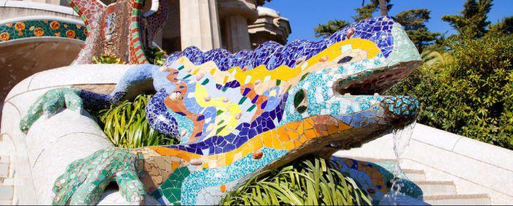 Barcelona artistica por la Tarde: Lo mejor de Gaudi