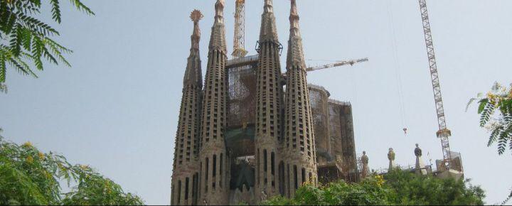 Acceso Rápido Visita Guiada a Sagrada Familia