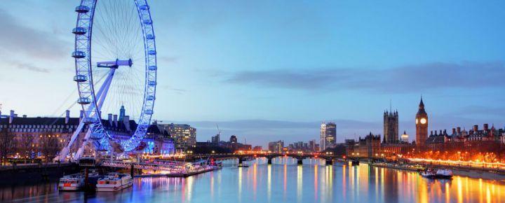 Puente de Diciembre: Londres desde Barcelona