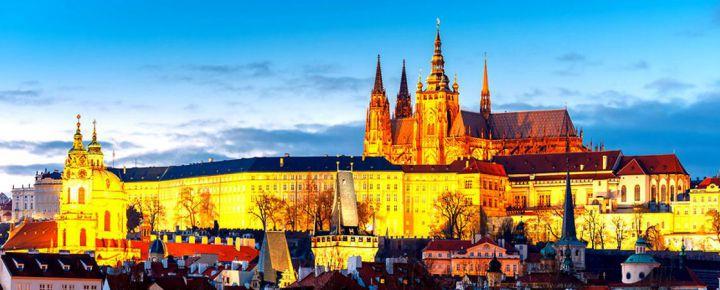 Praga: Puente de Diciembre