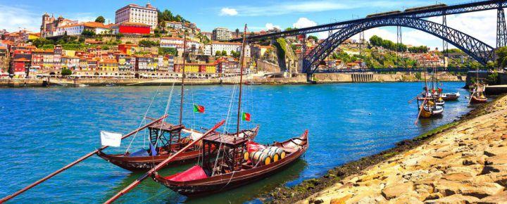 Oporto Romántico: Puente de Diciembre