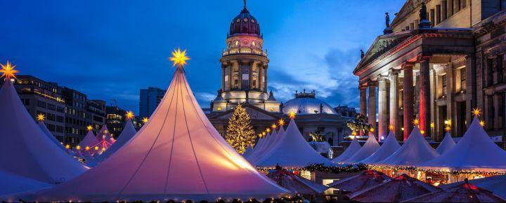 Berlín: Puente de Diciembre