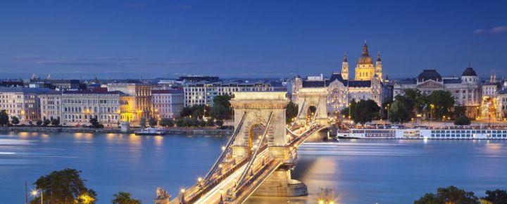 ¡Fin de año en Budapest!