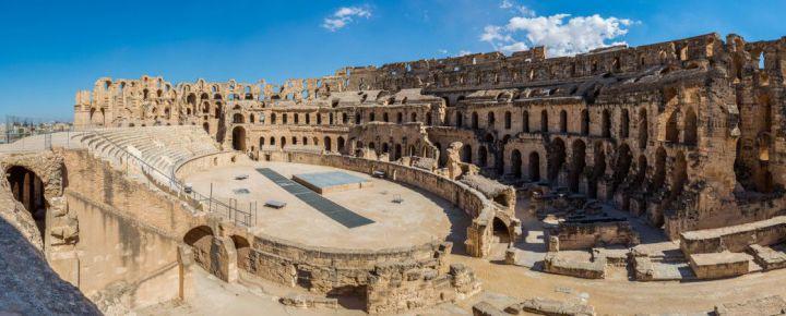 Túnez: Oasis e Historia