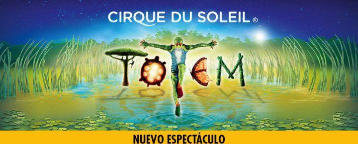 """Circo del Sol """" Totem"""""""