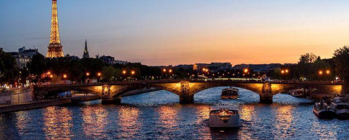 Paris de Noche: City tour + Crucero por el Sena