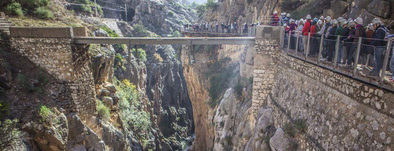 Escapada Rural Caminito del Rey, estancia y entrada