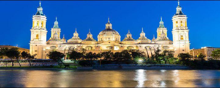 Zaragoza, Monasterio de Piedra