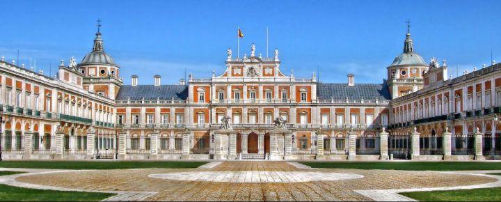 Tour por Madrid: Patrimonio Nacional