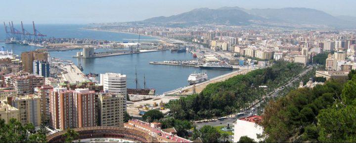 Costa de Málaga y Tánger:Puertos del mediterráneo