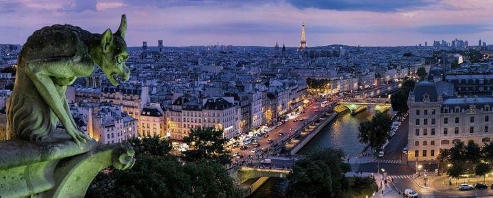 Paris, Ciudad de la Luz y Castillos del Loira