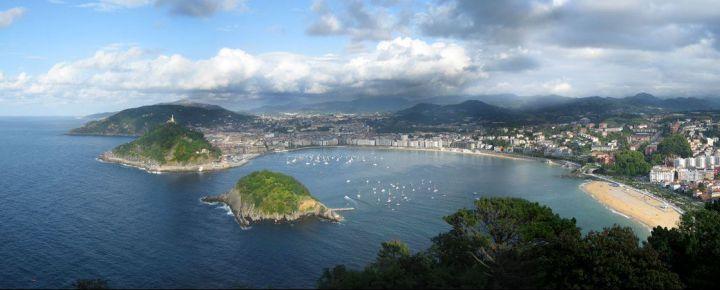 Euskadi al completo: Las tres capitales Vascas