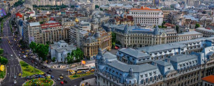 Rumanía, Transilvania y Cárpatos