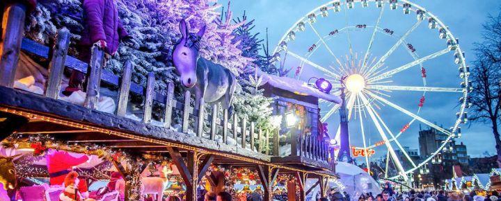 Mercadillos de Navidad en Bruselas: Benelux