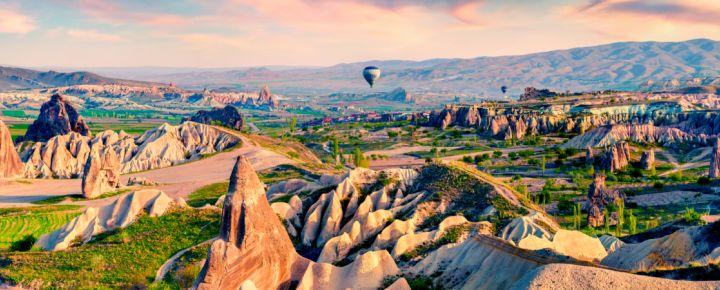 Turquía Deslumbrante, 10 días