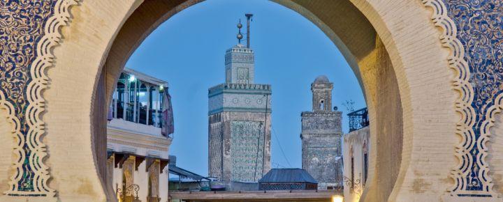 El Espíritu de Fez, 3 días