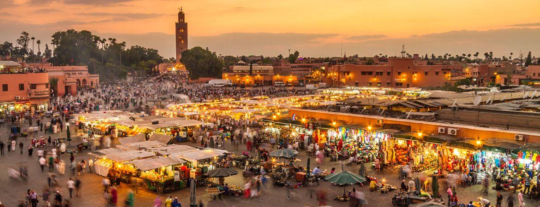 Marrakech + Desierto de Zagora, 4 días