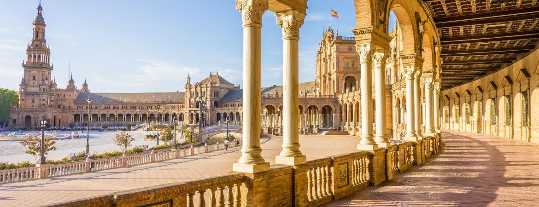 Cáceres y Sevilla Plus I desde Madrid, 3 días