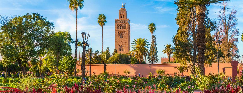 Marrakech + Desierto de Merzouga, 5 días
