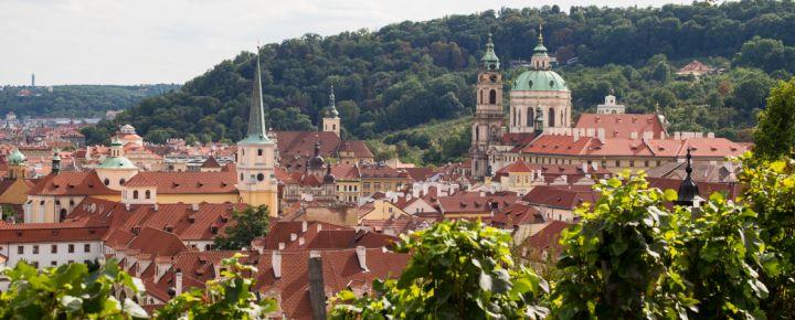 Combinado Praga Bratislava Budapest, 7 días