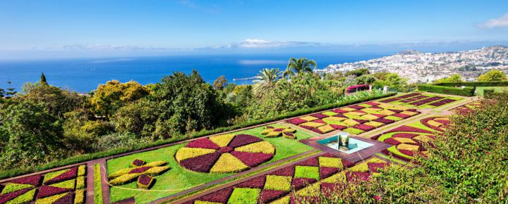 Maravillas de Madeira desde Madrid