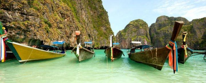 Tailandia, Bangkok y Phuket 9 dias