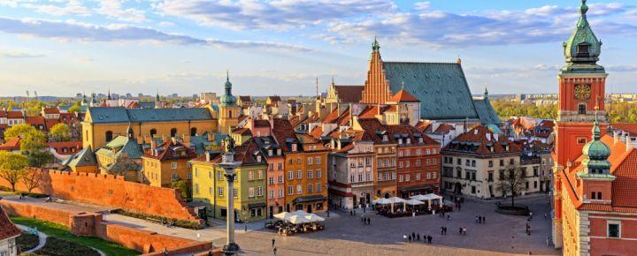 Cuatro Capitales de Polonia, 8 días